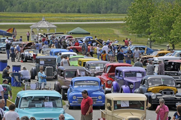 The 2013 Rod and Custom event drew a fantastic crowd.