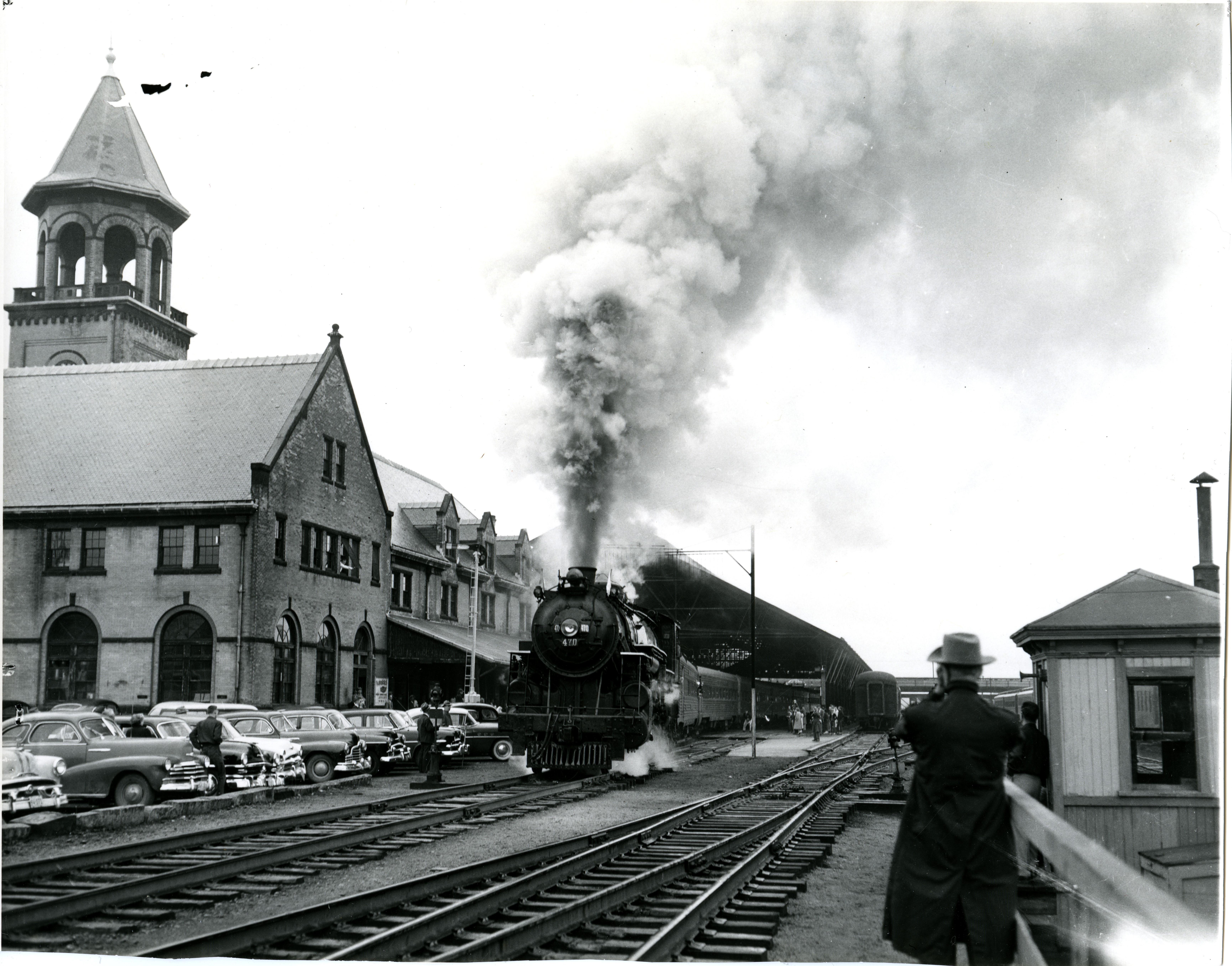 Locomotive 470