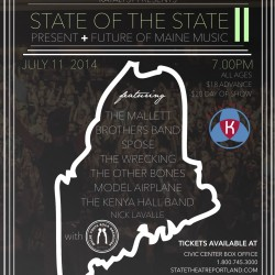 Young Maine entrepreneur launches State of the State concert and Katalyst brand