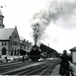 Winter Education Series continues Feb. 8 with free talk on Maine's last operating steam engine