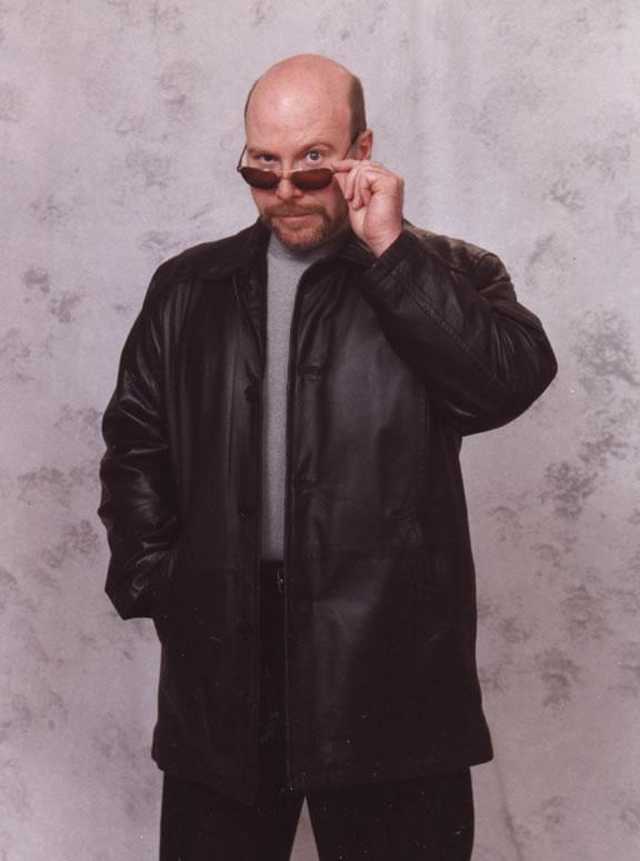 Professional Magician Victor Zenko
