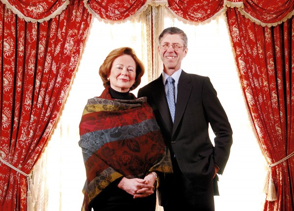 2006: Elizabeth and Richard Warren were the recipients of the Norbert X. Dowd Award for their many contributions to the Greater Bangor community.