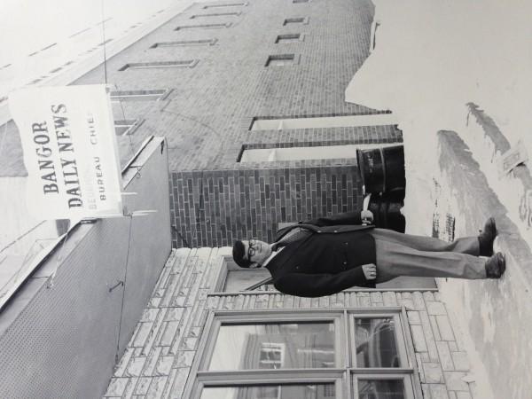 1972: former Madawaska bureau chief Beurmond Banville