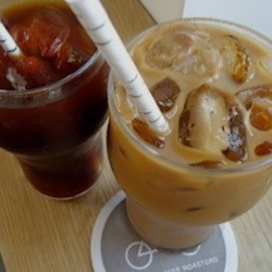 The hottest sip at the coffee bar is cold, iced coffee