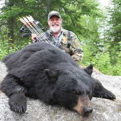 Ted Nugent is the poster child for how not to fix Maine's broken bear management
