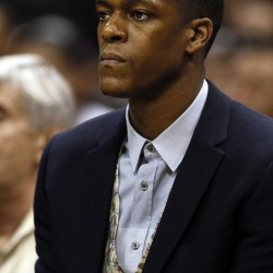 Celtics aren't actively trying to deal Rondo, Ainge says