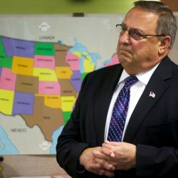 LePage says cost of energy keeps wages low, drives business from Maine