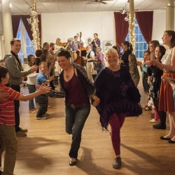 Eastport Strings Performance and Community Contra Dance