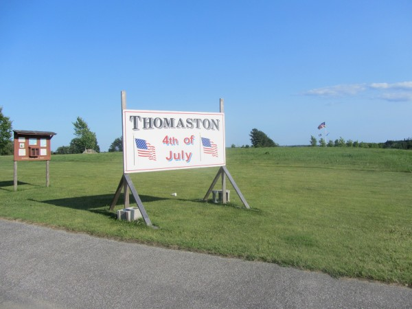 Thomaston is hoping someone will come forward to develop 16 acres on Route 1.