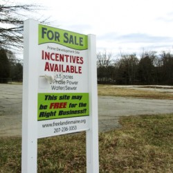 Thomaston to vote on sale of lots at former prison site