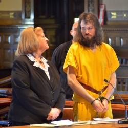 Gardiner murder suspect claims he is a 'political prisoner,' ordered to undergo psych evaluation