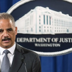 AG Holder: New crack law should shorten some terms
