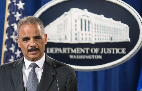 U.S. Attorney General Eric Holder applauded the commission's decision to eliminate mandatory minimum sentencing he said in a statement released Friday.