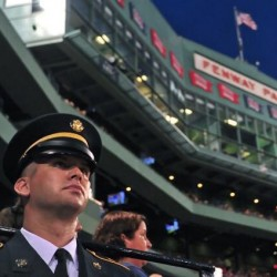Bucksport native to be honored at Fenway Park for military service
