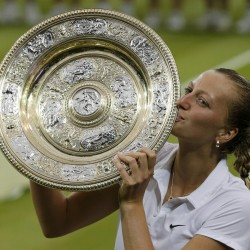 Bartoli routs Lisicki to win Wimbledon women's title