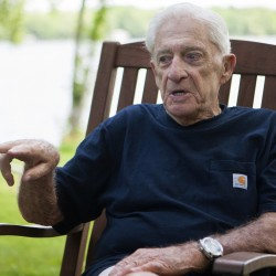75 years after being 'Lost on a Mountain in Maine,' Donn Fendler to be feted in Freeport