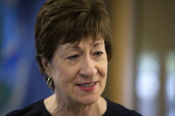 Sen. Susan Collins, R-Maine, said it is likely several Americans were passengers on the Malaysia Airlines passenger plane that was shot down over Ukraine on Thursday.