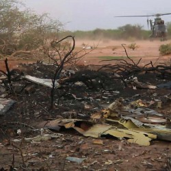 Missing Air Algerie plane from Burkina Faso has crashed, says Algerian official