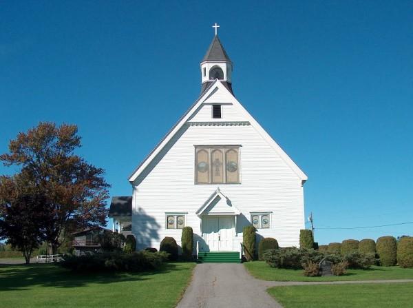 St. Benedict Parish in Benedicta, Maine, is celebrating its 180th anniversary on July 6, 2014.