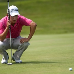 Alvarez blisters Bangor Golf Classic field by 6 shots for victory
