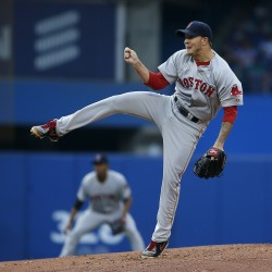 Red Sox add pitcher Peavy in three-team deal; Iglesias sent to Tigers