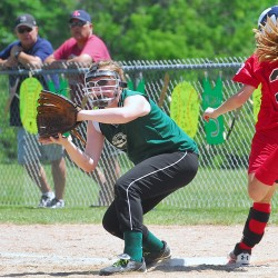 Hermon all-stars hold off Shaker Valley in Little League state softball tourney