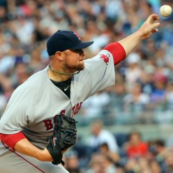 Red Sox look for innings in Dempster
