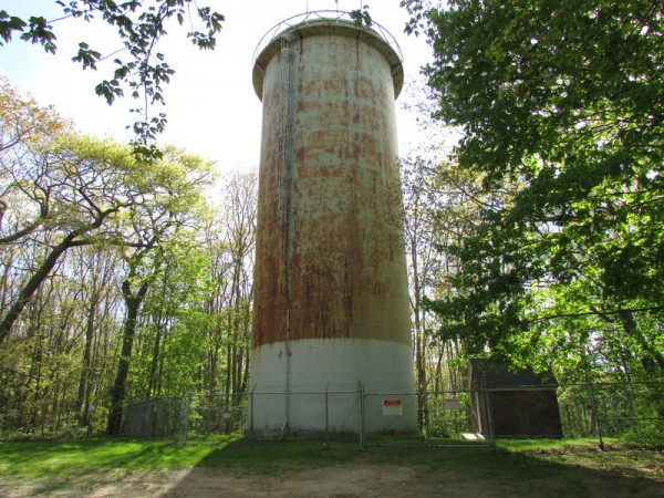 Cape Elizabeth's Zoning Board of Appeals decided to uphold the code enforcement officer's denial of building permits to Verizon Wireless to erect cell service antennas and related infrastructure on and around the Avon Road water tower.