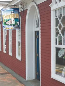 The Emporium is closing after 33 years in Kennebunkport's Dock Square.