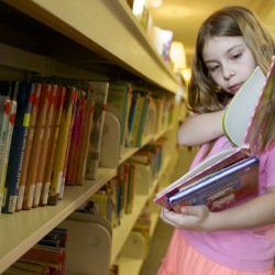 Bangor girl, 8, seeks donations for library in lieu of birthday gifts this year