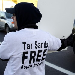 Debate over tar sands rages in South Portland
