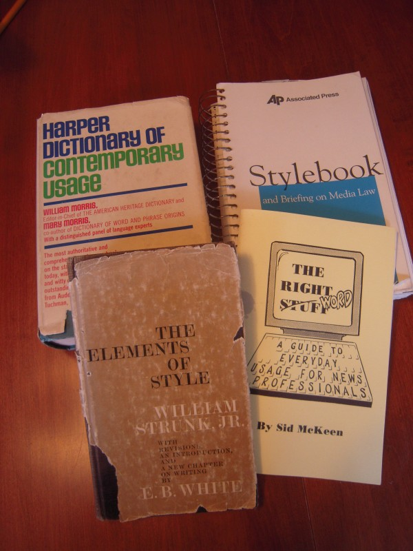 Kathryn Olmstead's writing guides