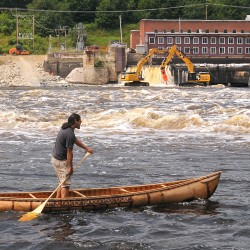 Plan aimed to divert Penobscot for electricity
