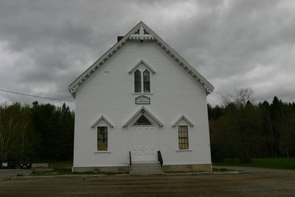 The Holden Town Hall is one of three properties that have been entered in the National Register of Historic Places, according to the director of the Maine Historic Preservation Commission.