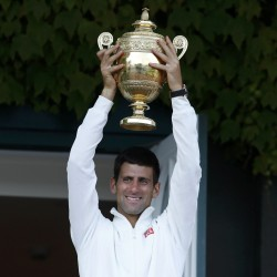 Novak Djokovic wins Serbia Open title