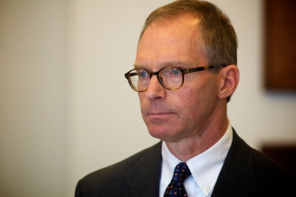 The Legislature's Judiciary Committee unanimously endorsed Superior Court Justice Jeffrey L. Hjelm for a spot on Maine's Supreme Judicial Court on Thursday in Augusta.