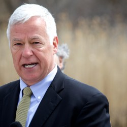 Michaud makes Orland stop, seeks $150,000 by end of June for possible Blaine House run