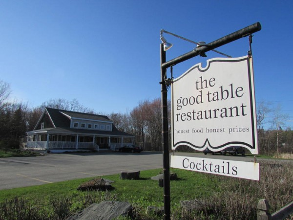 Tony Kostopoulos, owner of The Good Table, 527 Ocean House Road, Cape Elizabeth, said many people come in early, before the race starts, for muffins and coffee, and The Good Table gives them free to Beach to Beacon runners and spectators Saturday morning.