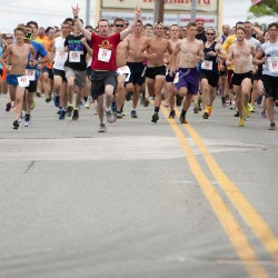 12th Annual George Schaefer Memorial 5K road results from Schoodic Point