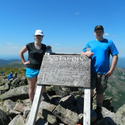 Mount Katahdin art in Bangor to benefit Baxter State Park
