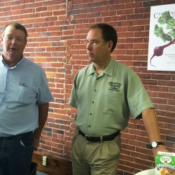 State lawmakers visit Aroostook County family farms