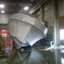 Boat-building business starts operations in Eastport