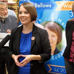 GOP ticket in Maine features conflicting views between moderate Collins, conservative LePage, Poliquin