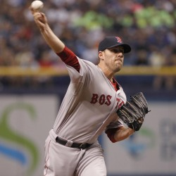 Red Sox pitcher Jake Peavy traded to Giants