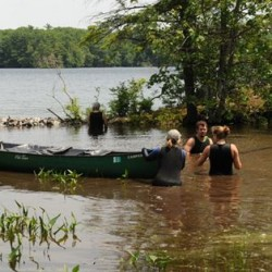 Maine Volunteer Lake Monitoring Program Invasive Plant Patrol Workshop in Dover-Foxcroft