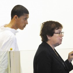 Mass. teen pleads not guilty to killing, raping his teacher