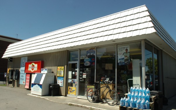 The Maine State Lottery announced that the winning ticket had been sold at the Big Apple convenience store on South Main Street in Brewer.