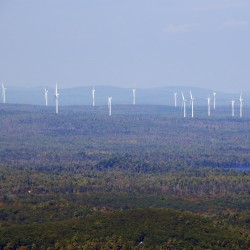 Rival companies challenge Aroostook County wind project's power deal