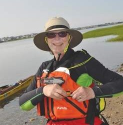 Troy grandmother to kayak from Maine to Guatemala