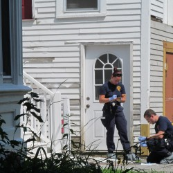 Police searching for two men in Biddeford double homicide case, one considered 'armed and dangerous'
